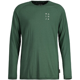 Maloja MolithangM. Long Sleeve Multisport Jersey Men dark cypress